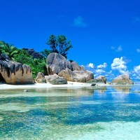 Seychelles-Paradise-Beach